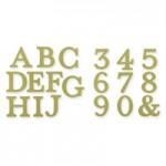 Bigz Druckbuchstaben