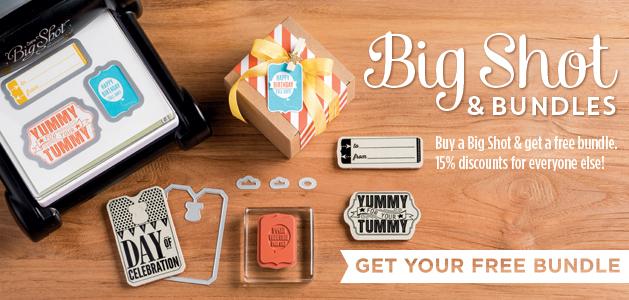 Big Shot mit Geschenk für Dich!