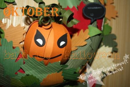 Der Herbst ist da..